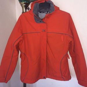 Helly Hansen Imperm Donna Taglia Ski Jacket Sz S